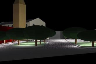 progetti degli interventi di rifacimento dell'impianto di pubblica illuminazione di piazza duomo - messina