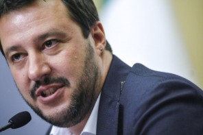 Salvini a Messina: «Consideratemi messinese»
