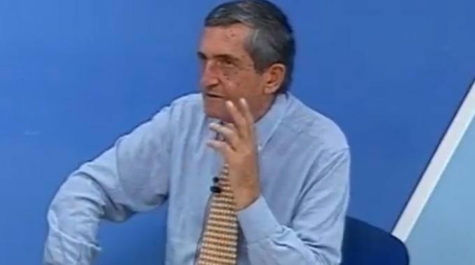umberto gabescek giornalista e fondatore di Tele90