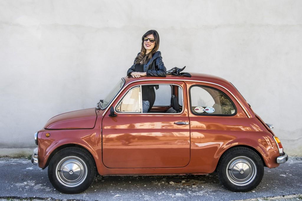 foto di presentazione del tour Sicilia in 500 ideato da Veronica Crocitti giornalista e travel blogger di Messina