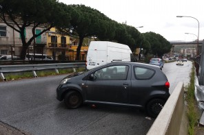 Incidente svincolo Messina-Centro. Nunzio Signorino: «Necessaria messa in sicurezza»
