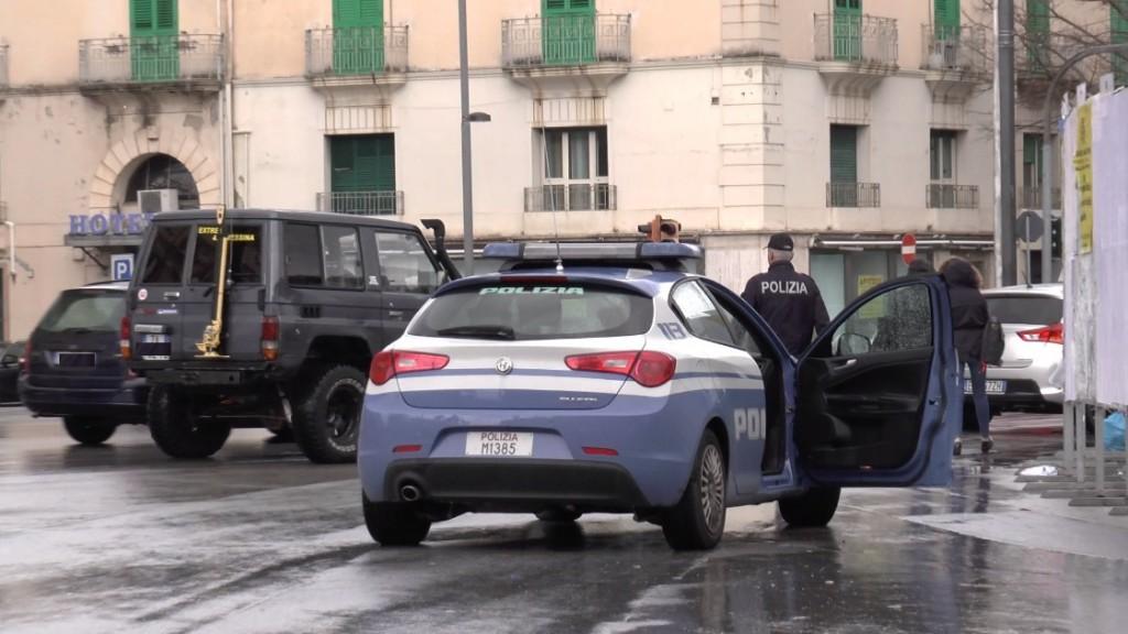Operazione Security Breath - Controlli a tappeto Polizia e Questura di Messina