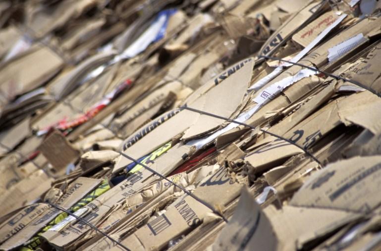 Riciclo carta e cartone, porte aperte in Trentino