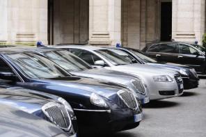 Auto Blu. Messina seconda città italiana con più vetture con autista