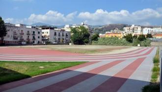 Campo di atletica Santamaria anche noto come ex-GIL - Messina