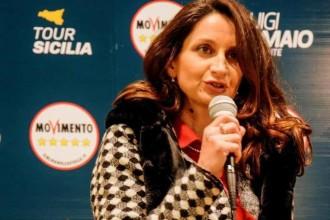 Grazia D'Angelo Movimento cinque stelle - messina - m5s
