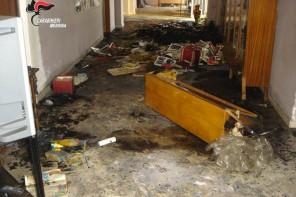Aveva incendiato una scuola elementare. Arrestato 24enne
