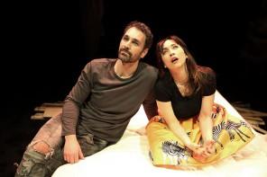 Teatro Vittorio Emanuele. Raoul Bova e Chiara Francini incontrano gli studenti di Unime