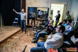 Foto dell'edizione 2017 di Startup Europe Week, organizzata da Startup Messina