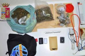 Messina. Aveva in casa una serra per coltivare marijuana: arrestato 26enne