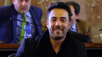 santi daniele zuccarello - candidato sindaco amministrative 2018 - messina