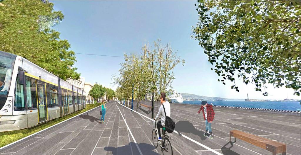 Antonio Saitta- Progetto Waterfront urbano - Messina
