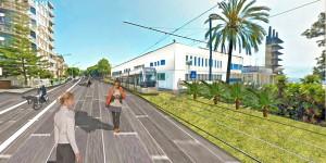 Antonio Saitta - Progetto Waterfront urbano Messina