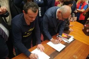 """Elezioni. Scintille dopo il """"Patto per Messina"""", De Luca: «Solo consigli a Bramanti»"""