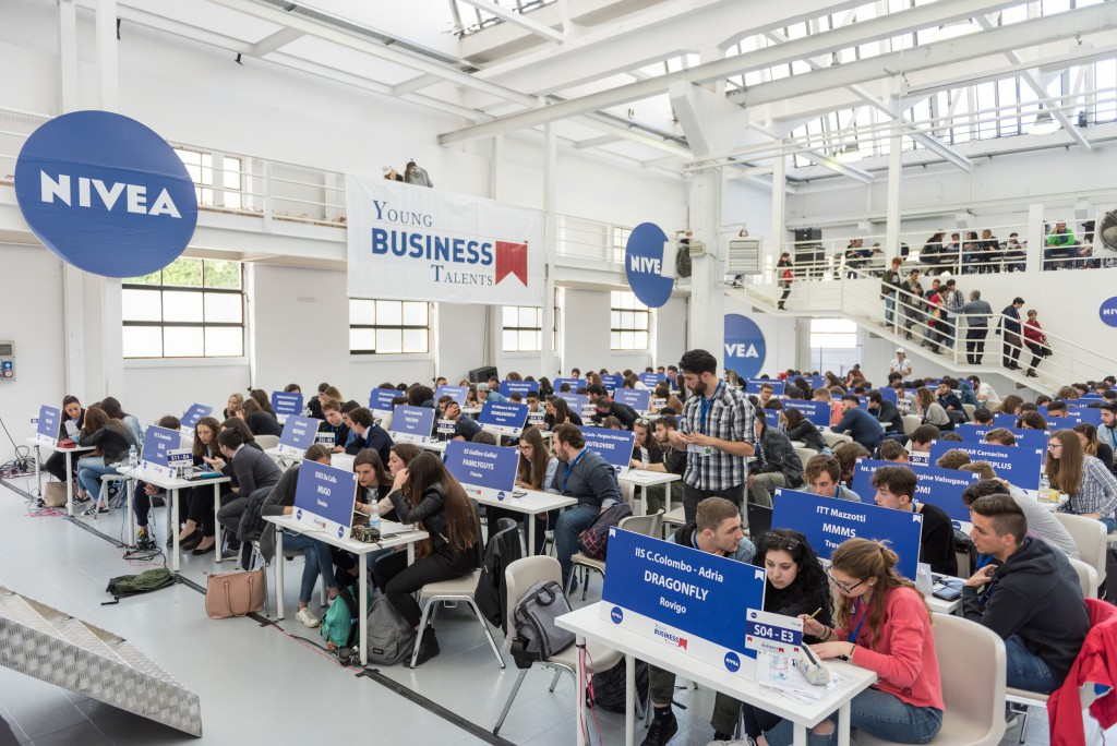 Young business talent finale 2017