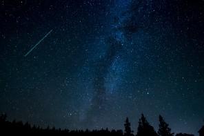Pioggia di meteore: arrivano le Liridi, le stelle cadenti di primavera