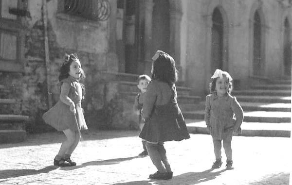 Bambini Che Giocano Bianco Nero Normannocom