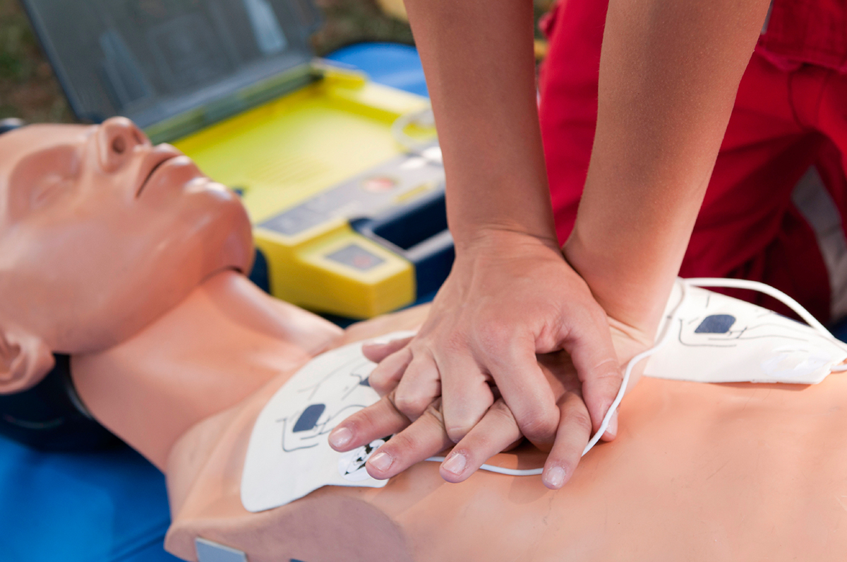 primo soccorso in caso di arresto cardiaco