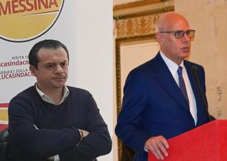 i candidati sindaco cateno del uca dino bramanti convocano una conferenza congiunta per sabato 21 aprile