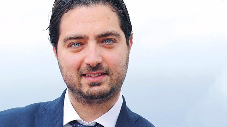 franco laimo - candidato presidente della V circoscrizione
