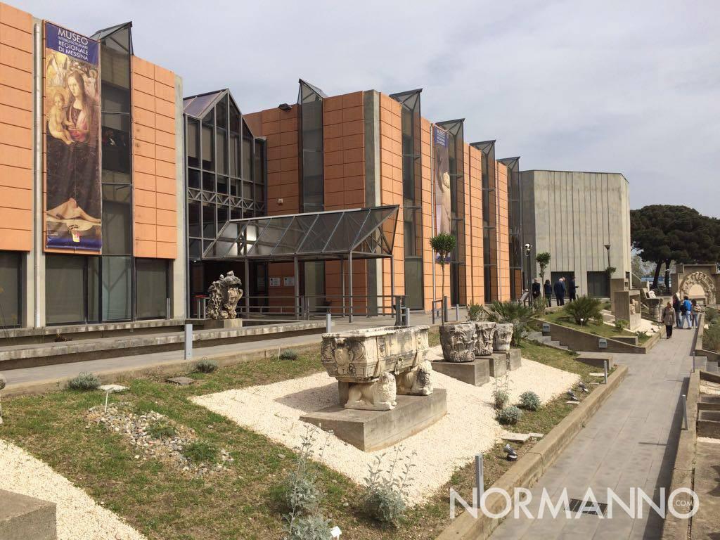inaugurazione del giardino mediterraneo del museo regionale interdisciplinare di messina - mume