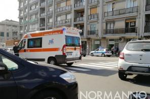 Messina. Incidente incrocio viale Boccetta e corso Cavour, traffico in tilt
