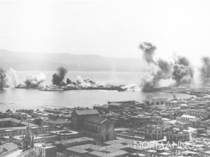 messina bombardamenti seconda guerra mondiale