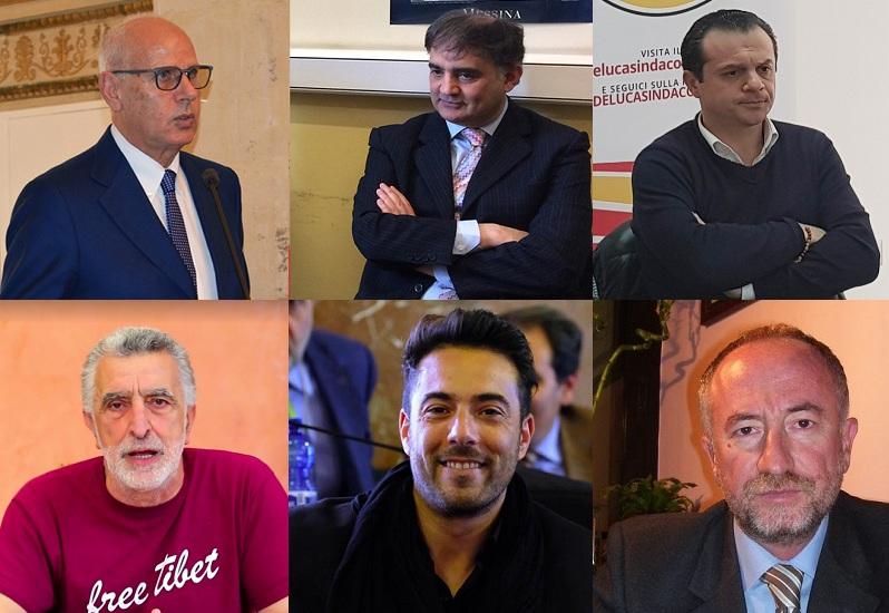 candidati sindaco messina