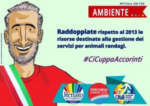 100 pillole di Renato Accorinti