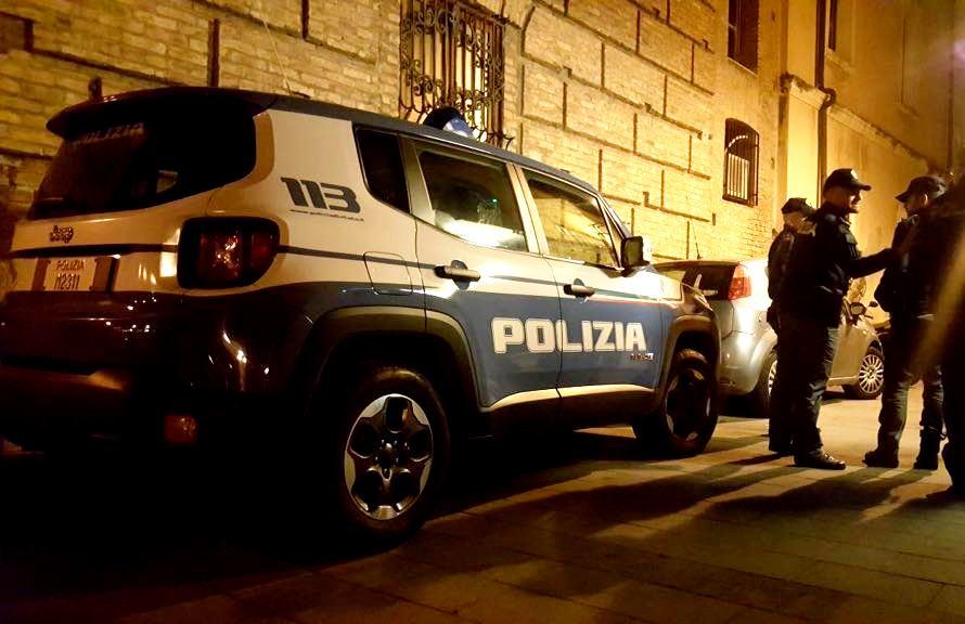 Immagini dell'operazione Picasso, arrestati 11 soggetti per furto e ricettazione sulla costa tirrenica di Messina