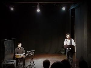 Luca Fiorino e Patrick Fisichella, spettacolo spisidde - ovvero come ti racconto la sicilia