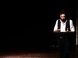 Luca Fiorino, spettacolo spisidde - ovvero come ti racconto la sicilia
