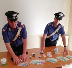 sequestro cocaina e marijuana