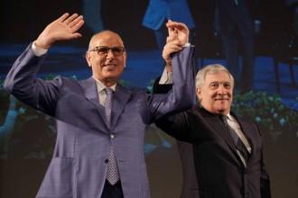 Dino Bramanti e Antonio Tajani