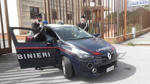 Foto di repertorio dei Carabinieri