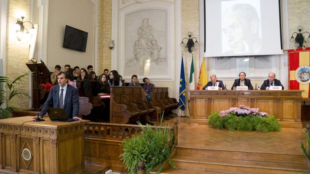 Cuzzocrea convegno Unime Aldo Moro