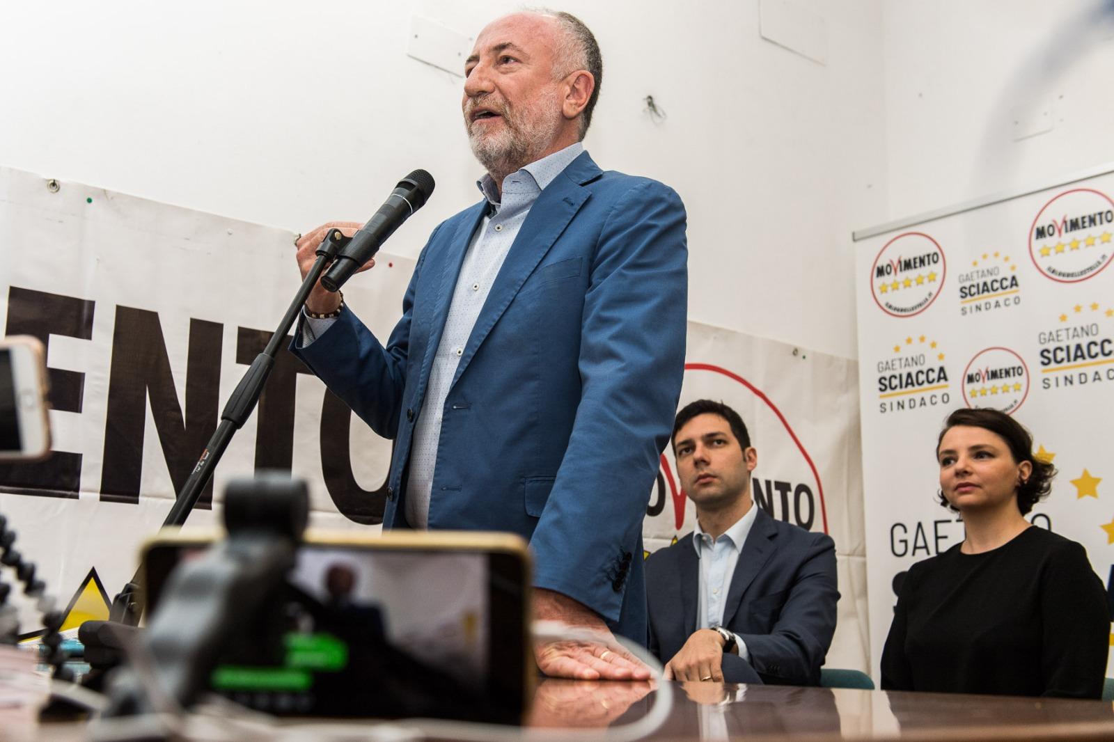 Elezioni Avellino, lista