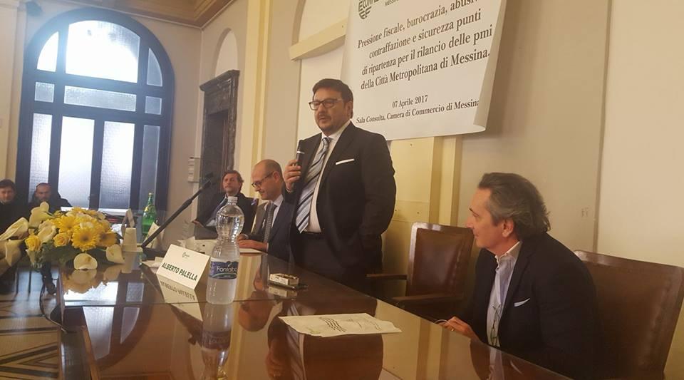 Foto di alberto palella - presidente confesercenti messina