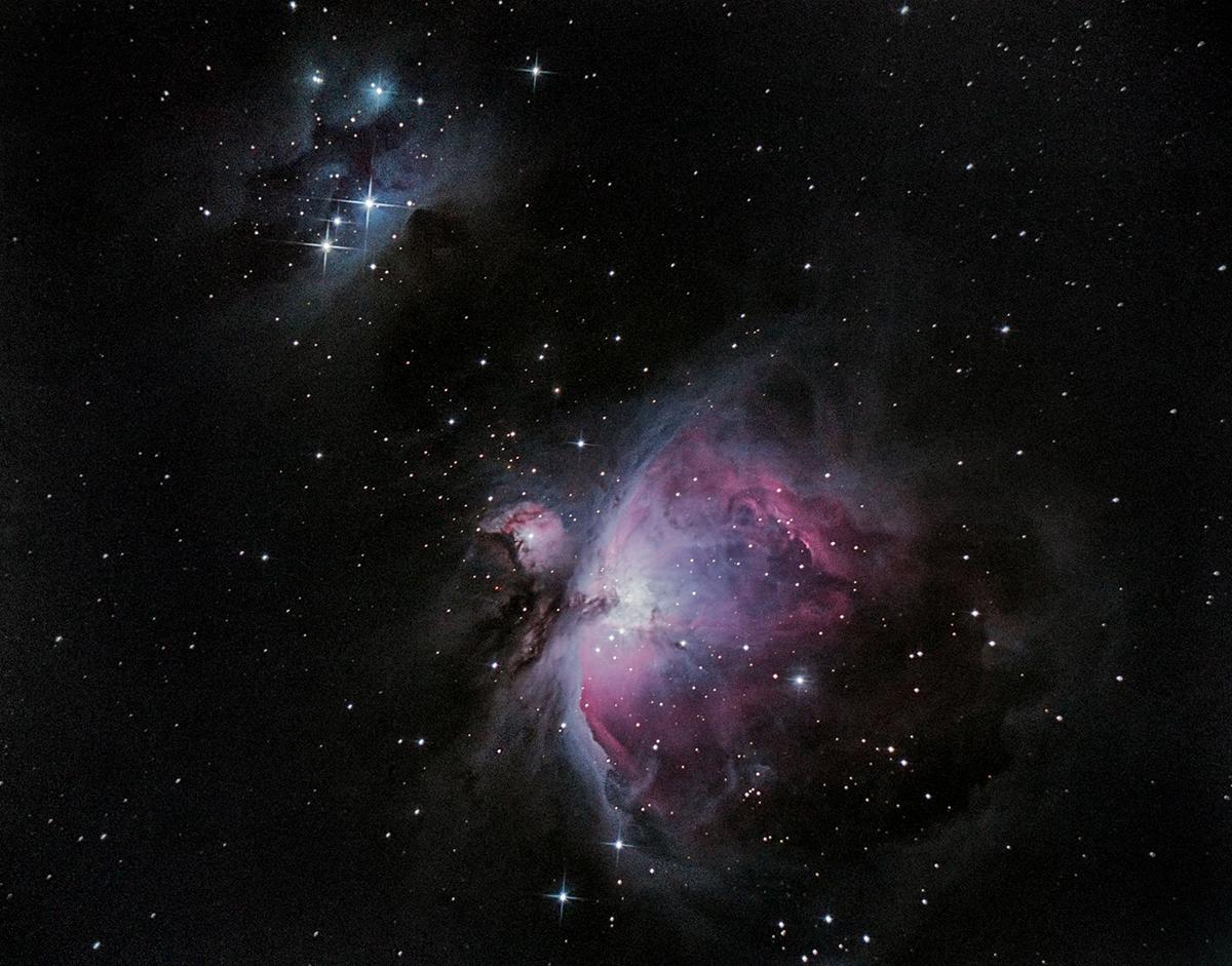 astrofisica - stelle, cielo, spazio, universo