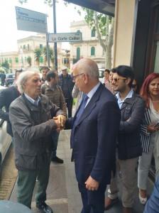 foto di Dino Bramanti in via Palermo