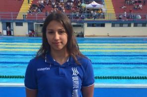 La messinese Giulia Fontana centra la nazionale: per lei maglia azzurra alla Mediterranean Cup di nuoto
