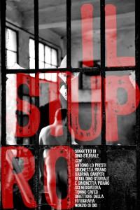 locandina del cortometraggio Il stupro di Dino Sturiale