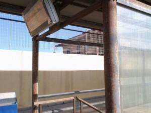 metroferrovia di Messina foto del reportage di Uiltrasporti