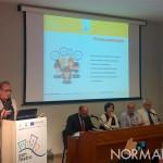 Foto della conferenza di presentazione dei progetti del PON Metro di Messina 2014-2020 - Intervento Sergio De Cola