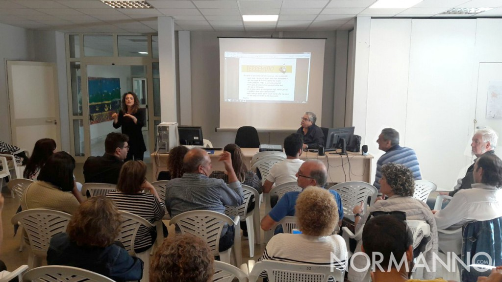 Incontro Protezione Civile Regionale Messina con Comitato Giovani Sordi Italiani