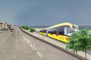 Elezioni. L'opzione B per il tram secondo Cateno De Luca: tutti giù per terra