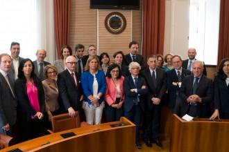 Foto della squadra di delegate del Rettore dell'Università di Messina per il sessennio 2018-2024