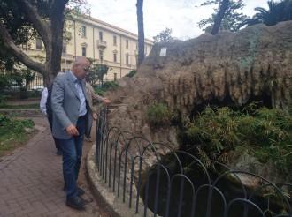 tour delle ville di bramanti - villa mazzini - messina