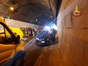 Incidente A20 Messina-Palermo, tra svincoli Milazzo e Rometta