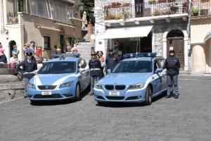 Polizia Taormina